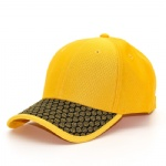 6 Panels Diamond Lattice Sports Baseball Cap