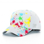 6 Panels Graffiti Printing Baseball Cap